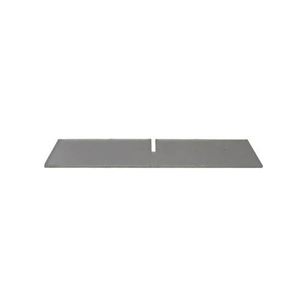 (まとめ) TRUSCO A4深型用横仕切り板TA4-S80 1枚 【×50セット】