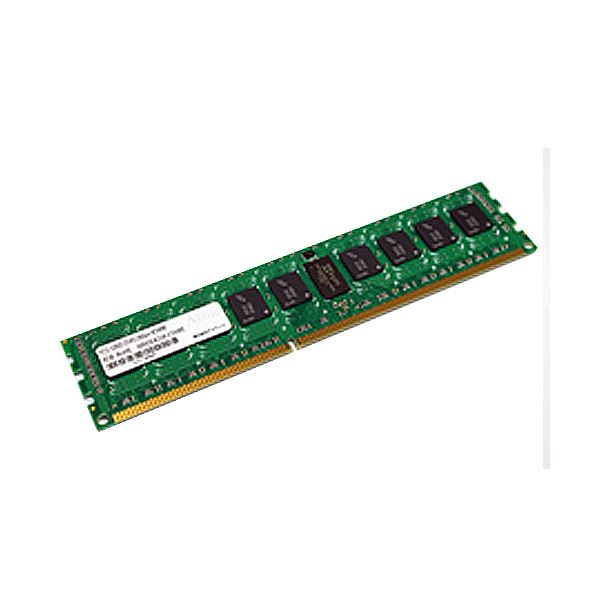 アドテック DDR2 800MHzPC2-6400 240Pin Unbuffered DIMM ECC 2GB×2枚組 ADS6400D-E2GW1箱