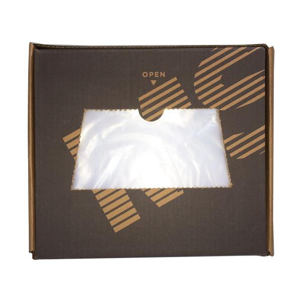 袋が厚くて破けにくい 明光商会 シュレッダー用ゴミ袋MSパック Lサイズ 200枚 春の新作シューズ満載 紐付 1箱 超特価