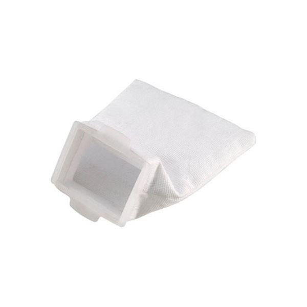 (まとめ) リョービ 充電式クリーナー用ダストバッグ布製バッグ 6076457 1個 【×10セット】