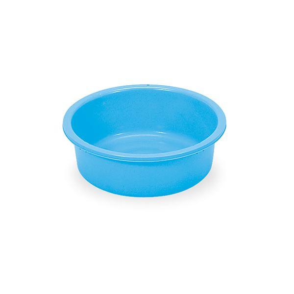 【×30個セット】 プラスチック製 内容量:11L 野菜の洗浄〕 ペットのシャンプー 【40型】 (まとめ) 〔洗濯 タライ/洗い桶