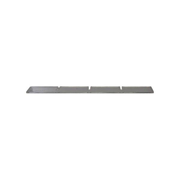 (まとめ) TRUSCO A4浅型用縦仕切り板TA4-L40 1枚 【×50セット】