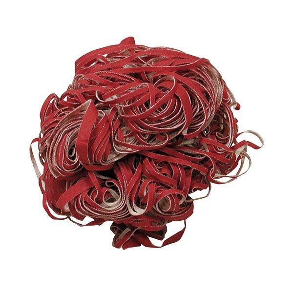 (まとめ)アサヒサンレッド 布たわしサンドクリーン 大 中目 赤 1個【×10セット】