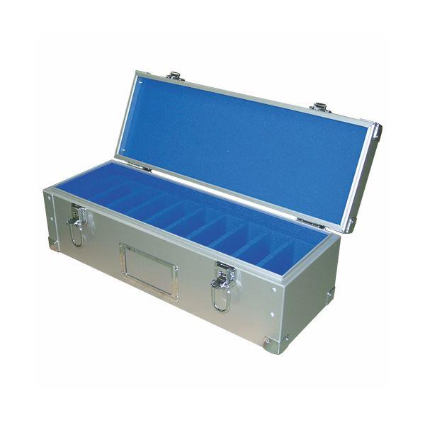 【スーパーSALE限定価格】ライオン事務器 カートリッジトランクLTOカートリッジ 10巻収納 カギ付 LT-10 1個