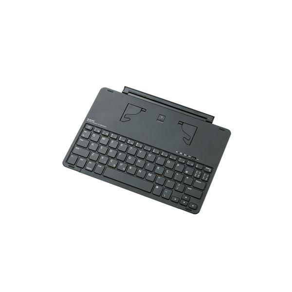 TK-FBP068ISV4 Bluetoothキーボード/9.7インチiPad用/オートスリープ機能付/シルバー エレコム
