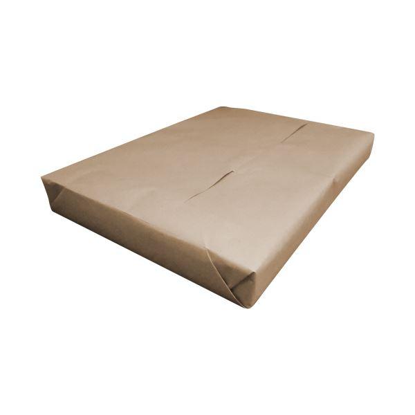 (まとめ)日本製紙 しらおい菊四(468×316mm)Y目 157g 1冊(250枚) 【×2セット】