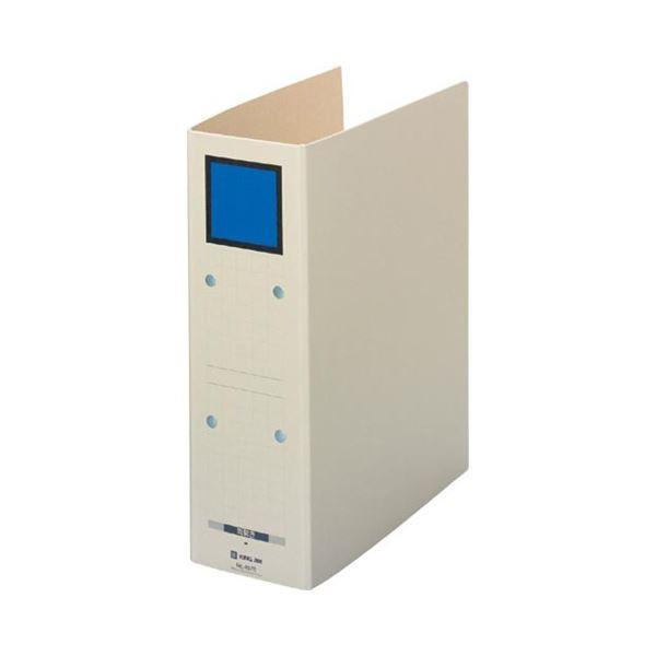 (まとめ) キングジム 保存ファイル ドッチ A4タテ 800枚収容 背幅94mm ピクト青 4078 1冊 【×30セット】