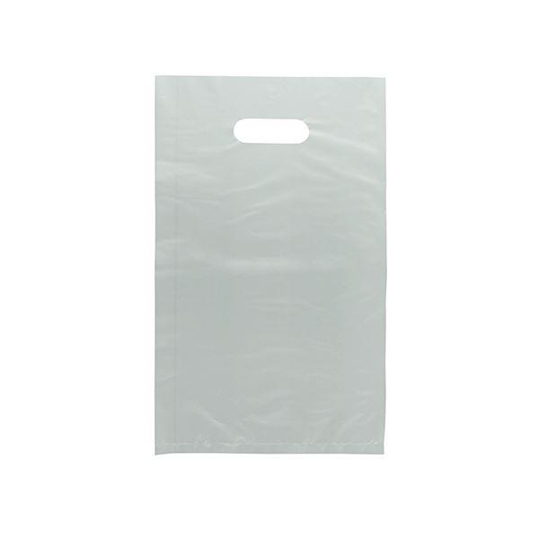 (まとめ) ハピラ ポリエチレン 透明手提げ袋HTBA4CL 1パック(50枚) 【×30セット】