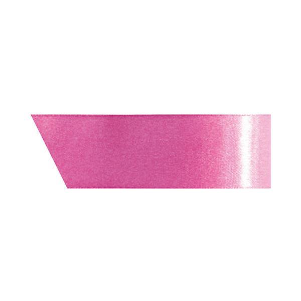 (まとめ) ヘッズ 片面サテンリボン 幅19mm×20m ローズピンク 1903R 1巻 【×30セット】