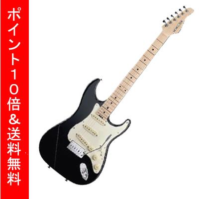 【ポイント10倍&送料無料】シェクター(SCHECTER)/Nシリーズ【ギター】N-ST/AL/BLK/M<ギグケース付き>