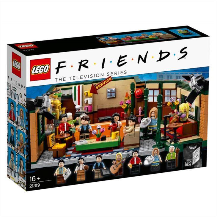 送料無料/レゴ (LEGO) アイデア セントラルパーク フレンズ 21319 入園 入学祝い 並行輸入品 対象年齢16歳~/並行輸入品/最安値に挑戦中!