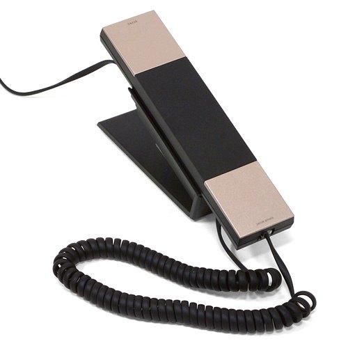 JACOB JENSENヤコブ イェンセン デザイン電話機TH20(ゴールド)受付電話【新品】