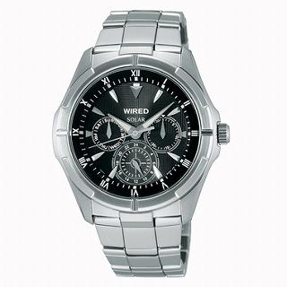 SEIKO WIRED セイコーワイアード腕時計 メンズ時計 ソーラー AGAD032【お取り寄せ】 正規品