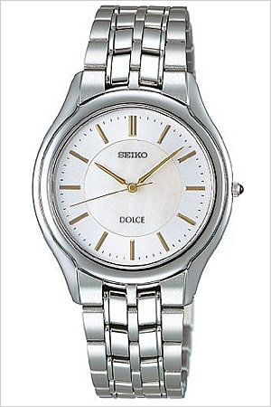 【SEIKO DOLCE&EXCELINE】セイコードルチェアンドエクセリーヌ腕時計 メンズ時計 クオーツ SACL009 【お取り寄せ商品】