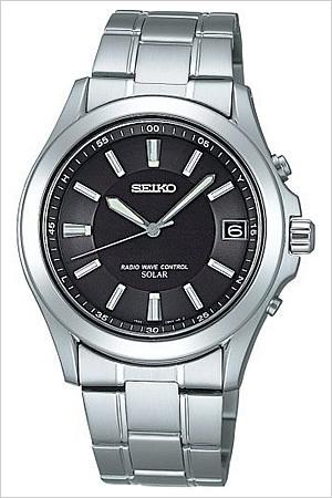 SEIKO SPIRIT セイコースピリット腕時計 メンズ時計 ソーラー電波 SBTM017 【お取り寄せ商品】 正規品
