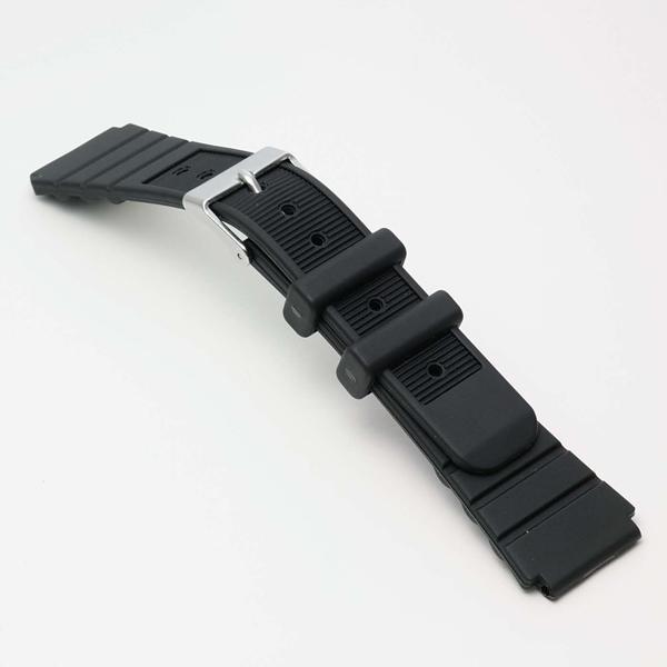 ネコポス便選択時:送料無料 時計 ベルト 時計ベルト 腕時計ベルト 時計バンド バンド 18mm BG111 メンズ ウレタン 腕時計バンド バンビ 商舗 BAMBI 予約販売品