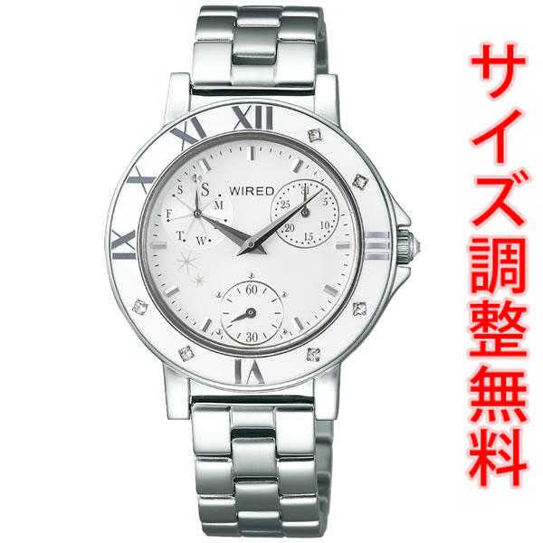 セイコー ワイアード エフ SEIKO WIRED f 腕時計 レディース TOKYO GIRL MIX トーキョーガールミックス AGET403 正規品