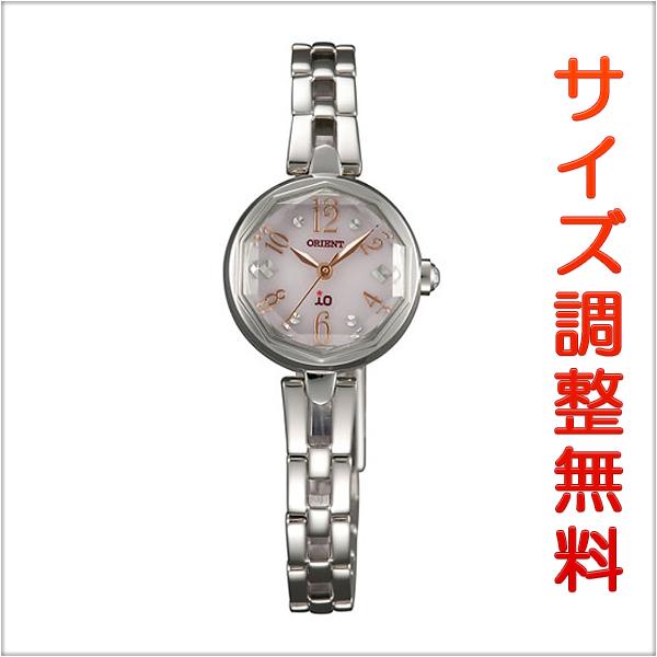 オリエント イオ ORIENT io ソーラー 腕時計 レディース スイートジュエリーII WI0171WD 正規品