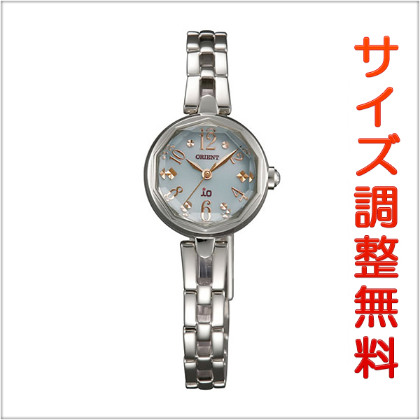 オリエント イオ ORIENT io ソーラー 腕時計 レディース スイートジュエリーII WI0181WD