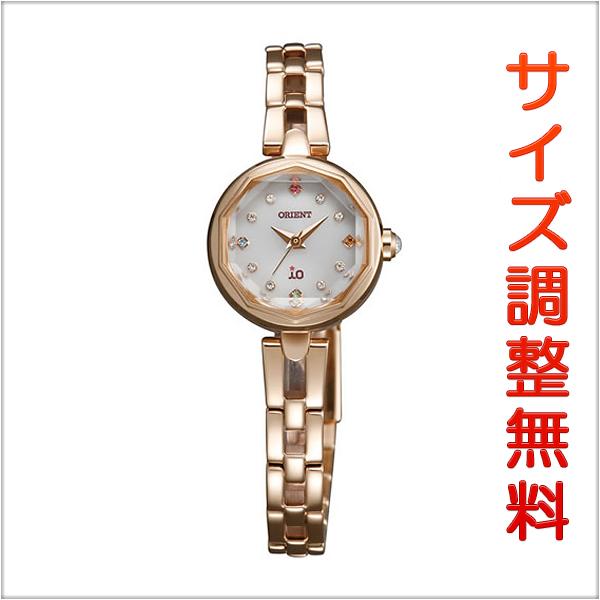 オリエント イオ ORIENT io ソーラー 腕時計 レディース スイートジュエリーII WI0201WD 正規品