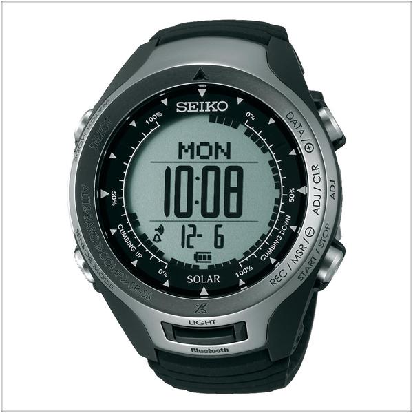 892e24af36 PROSPEX ALPINIST 時計 プロスペックス セイコープロスペックス 送料無料 セイコー 液晶 時計 グレー