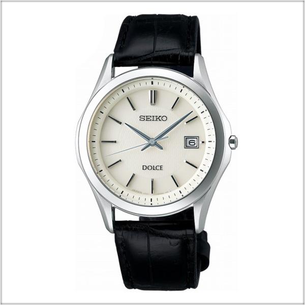 セイコー ドルチェ SEIKO DOLCE ソーラー 腕時計 メンズ ペアウォッチ SADM009 【お取り寄せ商品】 正規品