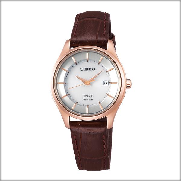 セイコー セレクション SEIKO SELECTION ソーラー 腕時計 ペアモデル レディース STPX046 【お取り寄せ商品】 正規品