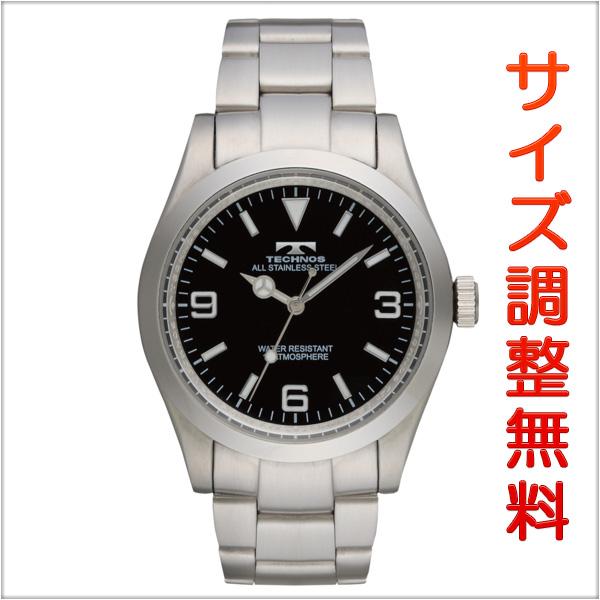 テクノス メンズ 腕時計 TECHNOS TSM208SB クオーツ 【お取り寄せ商品】