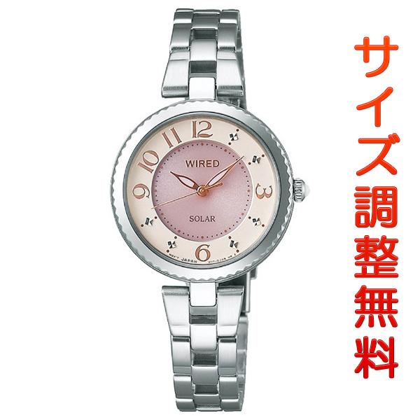 セイコー ワイアード エフ ソーラーコレクション 腕時計 AGED085 SEIKO WIRED f 時計 【お取り寄せ商品】 正規品