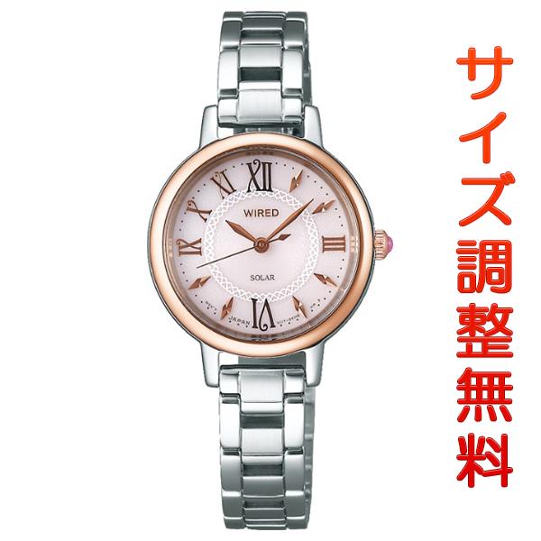 セイコー ワイアード エフ クールヴィンテージ 27mm ソーラー AGED097 SEIKO WIRED f 腕時計 時計 【お取り寄せ商品】 正規品