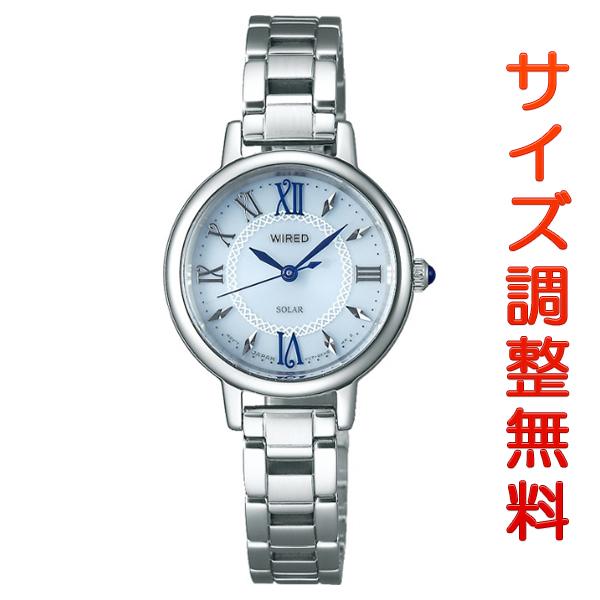 セイコー ワイアード エフ クールヴィンテージ 27mm ソーラー AGED098 SEIKO WIRED f 腕時計 時計 【お取り寄せ商品】 正規品