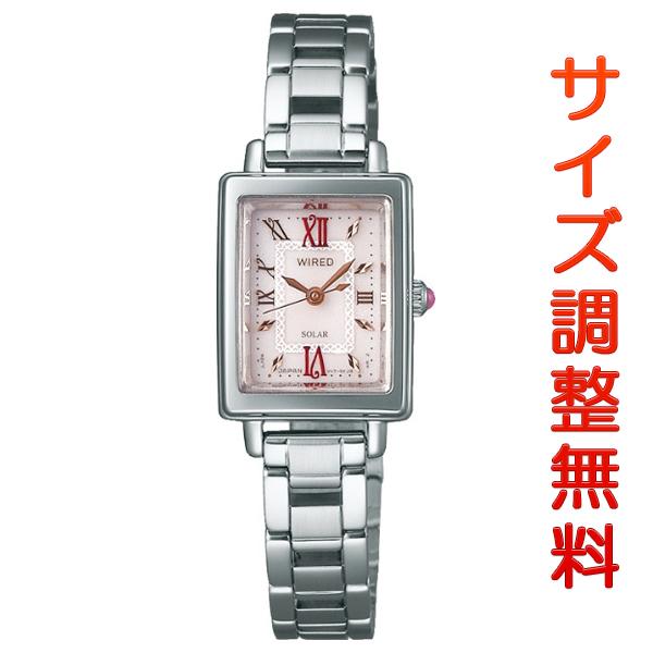 セイコー ワイアード エフ クールヴィンテージ 19mm ソーラー AGED102 SEIKO WIRED f 腕時計 時計 【お取り寄せ商品】