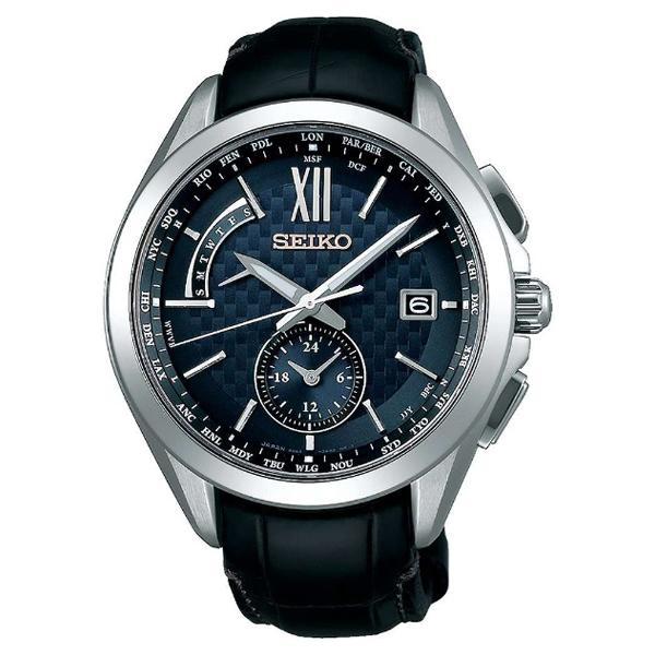セイコー ブライツ フライトエキスパート 電波ソーラー SAGA251 腕時計 SEIKO ブラック 時計 【お取り寄せ商品】 正規品