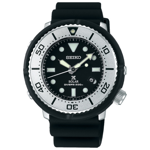 セイコー LOWERCASE ダイバーズウォッチ メンズ 腕時計 SBDN047 SEIKO PROSPEX ブラック 時計 【お取り寄せ商品】 正規品