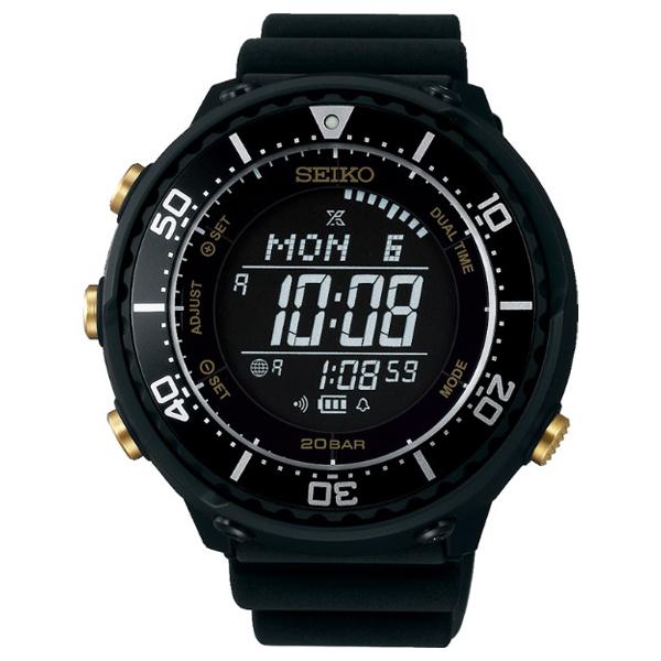 セイコー プロスペックス LOWERCASE ソーラー メンズ 腕時計 SBEP005 SEIKO オールブラック 【お取り寄せ商品】 正規品