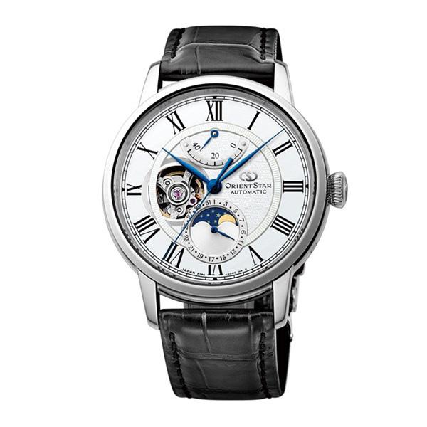 オリエントスター ORIENT STAR 腕時計 メンズ 自動巻き オートマチック メカニカルムーンフェイズ RK-AM0001S 正規品