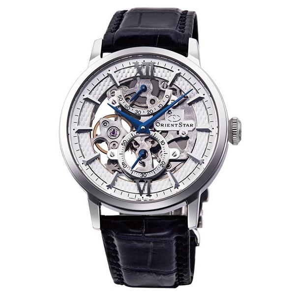 オリエントスター ORIENT STAR 腕時計 メンズ 手巻き メカニカル スケルトン RK-DX0001S 正規品