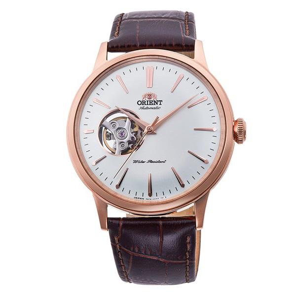 オリエント ORIENT クラシック CLASSIC 腕時計 メンズ 自動巻き オートマチック メカニカル セミスケルトン RN-AG0004S 正規品