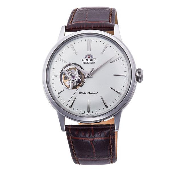 オリエント ORIENT クラシック CLASSIC 腕時計 メンズ 自動巻き オートマチック メカニカル セミスケルトン RN-AG0005S 正規品