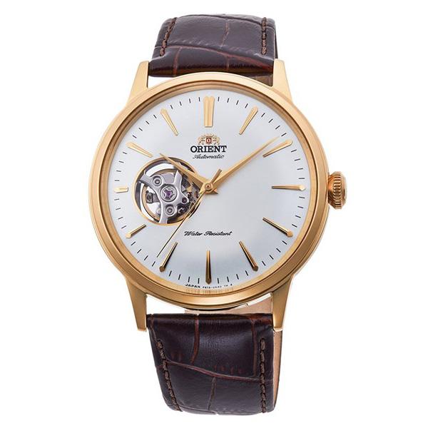オリエント ORIENT クラシック CLASSIC 腕時計 メンズ 自動巻き オートマチック メカニカル セミスケルトン RN-AG0006S 正規品