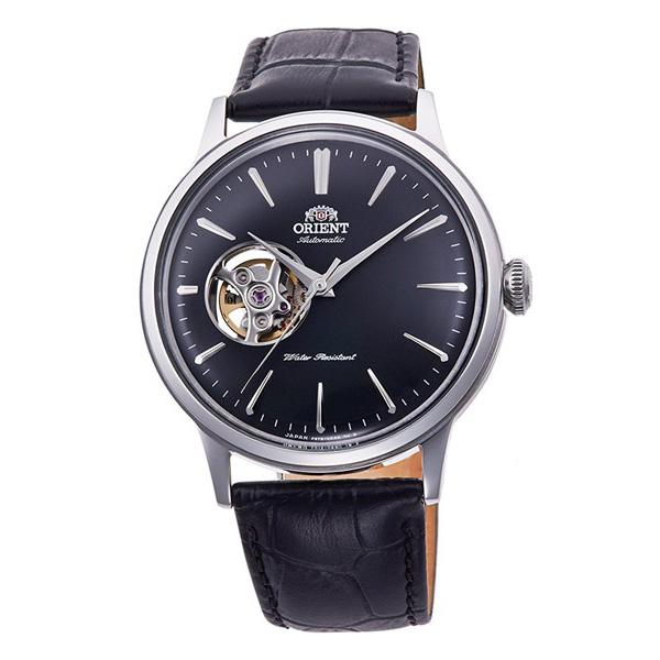 オリエント ORIENT クラシック CLASSIC 腕時計 メンズ 自動巻き オートマチック メカニカル セミスケルトン RN-AG0007B 正規品