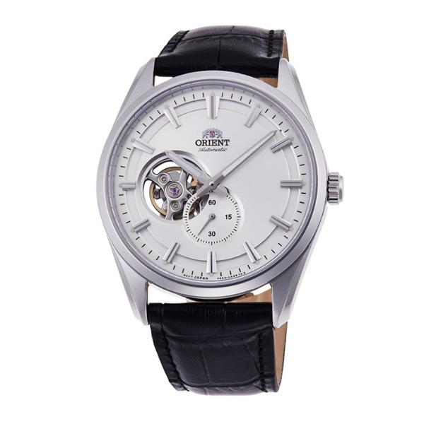オリエント 腕時計 メンズ 自動巻き 機械式 ORIENT コンテンポラリー CONTEMPORARY セミスケルトン RN-AR0003S 正規品