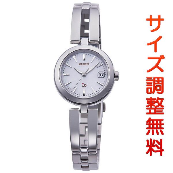 オリエント イオ ナチュラル&プレーン ORIENT iO NATURAL&PLAIN ソーラー 腕時計 レディース RN-WG0001S 正規品