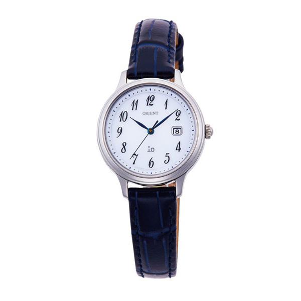 オリエント イオ ORIENT iO ソーラー 腕時計 レディース ナチュラル&プレーン RN-WG0009S 正規品