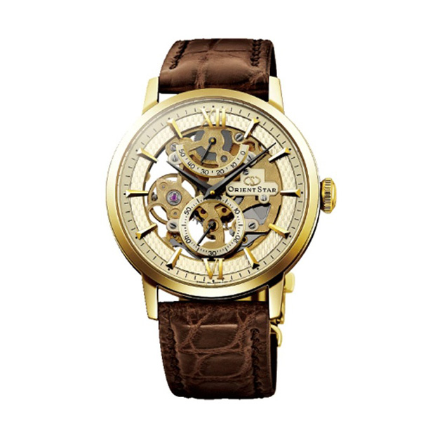 オリエントスター ORIENT STAR 腕時計 メンズ 手巻き スケルトン WZ0031DX 正規品
