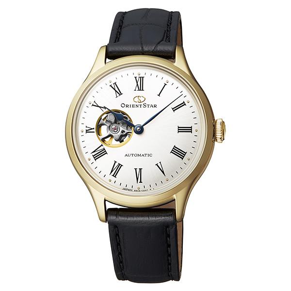 オリエントスター ORIENT STAR 腕時計 レディース 自動巻き 機械式 クラシック CLASSIC クラシックセミスケルトン RK-ND0004S 正規品