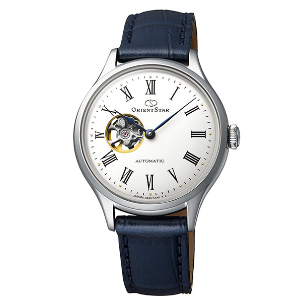 オリエントスター ORIENT STAR 腕時計 レディース 自動巻き 機械式 クラシック CLASSIC クラシックセミスケルトン RK-ND0005S 正規品