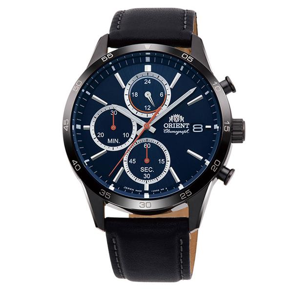 オリエント 腕時計 メンズ ORIENT コンテンポラリー CONTEMPORALY クロノグラフ RN-KU0003L 正規品