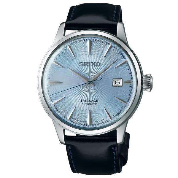 セイコー プレザージュ SEIKO PRESAGE 自動巻き メカニカル 腕時計 メンズ ベーシックライン カクテルシリーズ SARY125 正規品