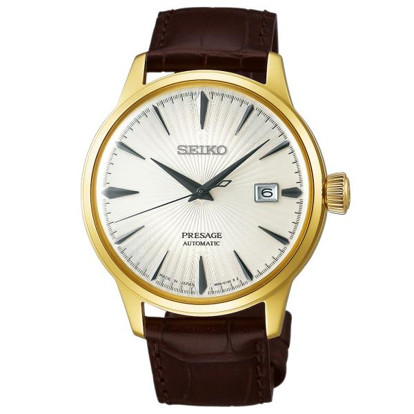 セイコー プレザージュ SEIKO PRESAGE 自動巻き メカニカル 腕時計 メンズ ベーシックライン カクテルシリーズ SARY126 正規品